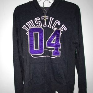 JUSTICE jacket and matching sweatpants